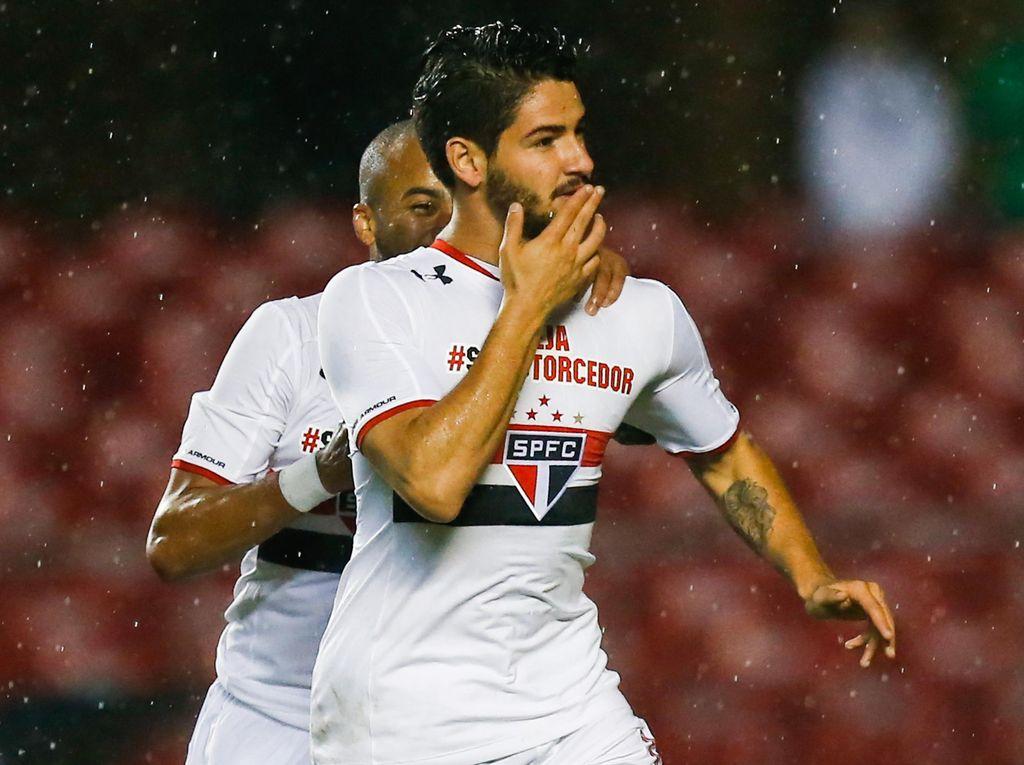 Villarreal Dapatkan Pato