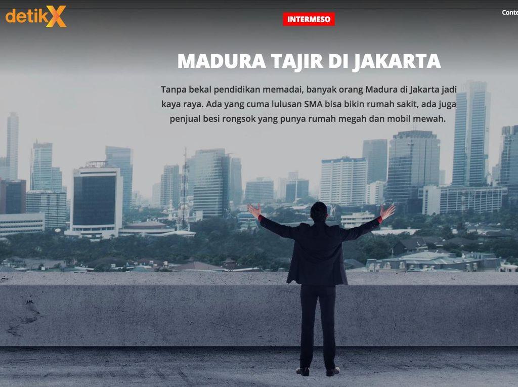 Madura Tajir di Jakarta