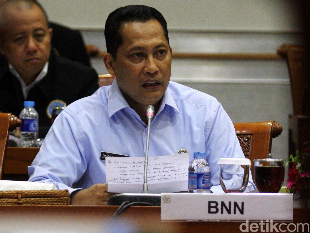 TPPU Narkoba Jadi Dana Operasional BNN, Buwas: Tunggu Keputusan Jaksa Agung