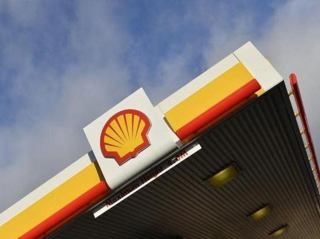 Harga Bensin Shell Super Naik Rp 150/Liter