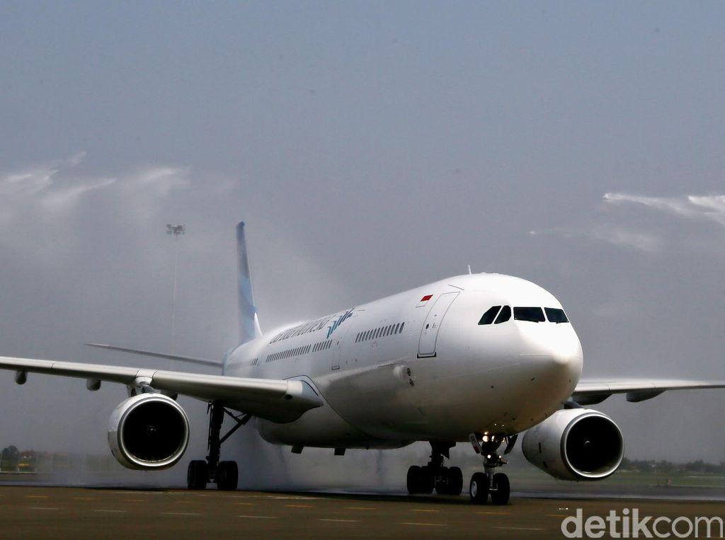Terpaksa Transit Jayapura, Pesawat Jakarta-Makassar Tembus Rp 24 Juta