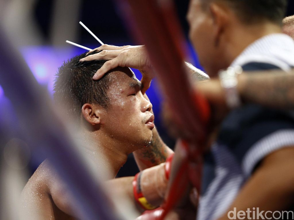 Daud Yordan Puas Bisa Bawa Pulang Sabuk Juara