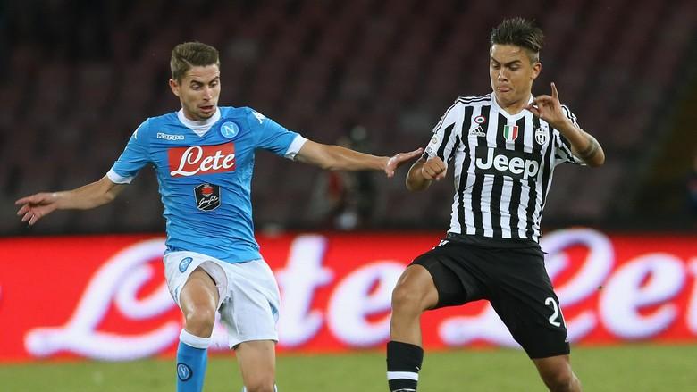 Start Sempurna Napoli dan Juventus Jadi Rekor Serie A