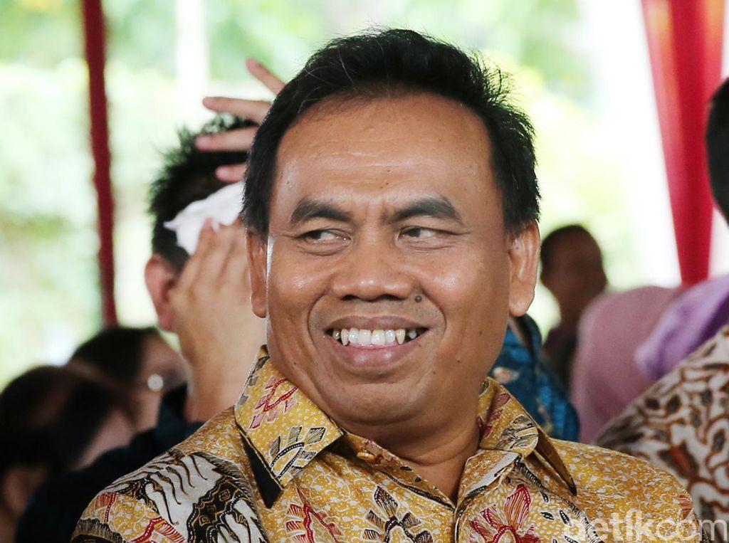 Pesan Pamit Sekda DKI Jakarta Saefullah di Paripurna Terakhirnya