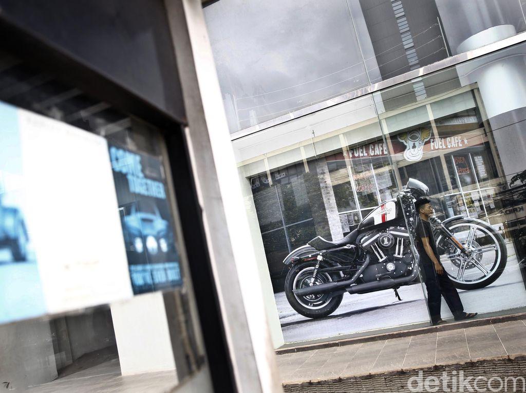 Moge Harley cs Juga Bakal Sulit Masuk Indonesia