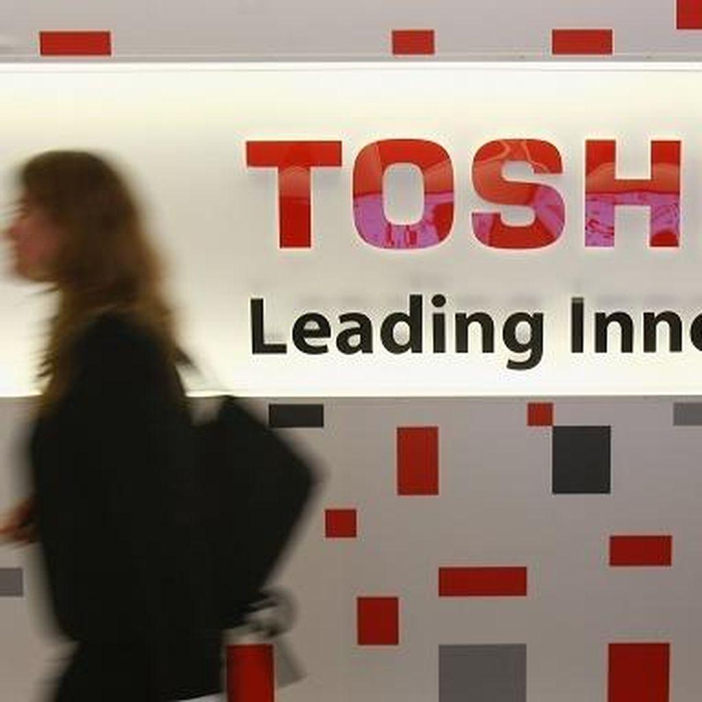 Toshiba Pertimbangkan Lego Bisnis Chip ke WD