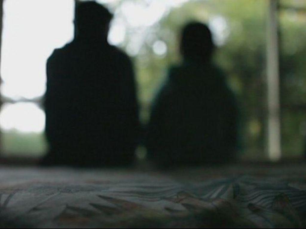 Bocah Diduga Korban Pelecehan Seksual Tinggal Sendiri di Rumah