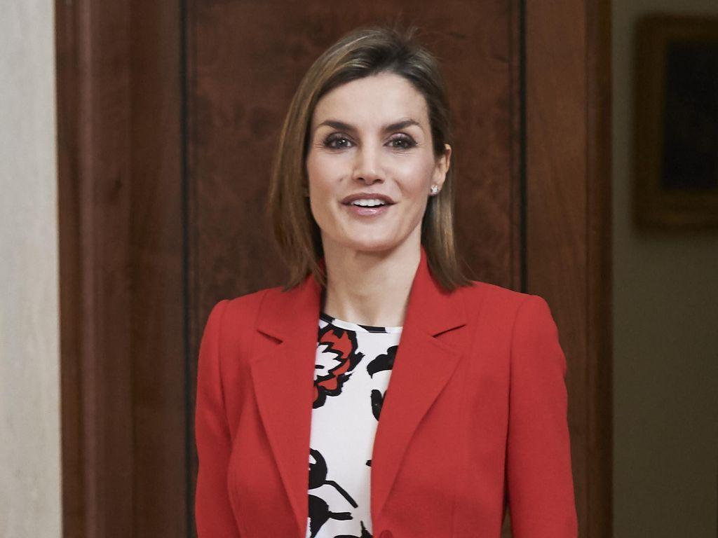 Ratu Letizia Dari Spanyol Semakin Terlihat Muda, Suntik Botoks?