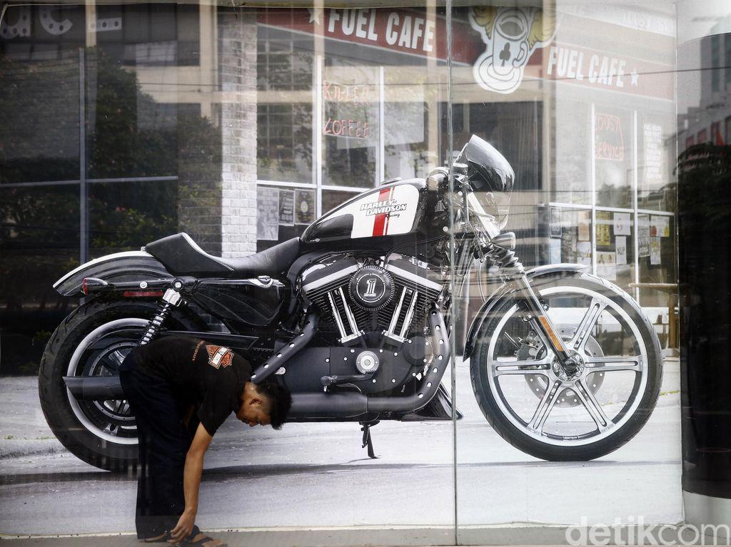 Harley-Davidson 300 cc Bisa Saja Diproduksi di Indonesia