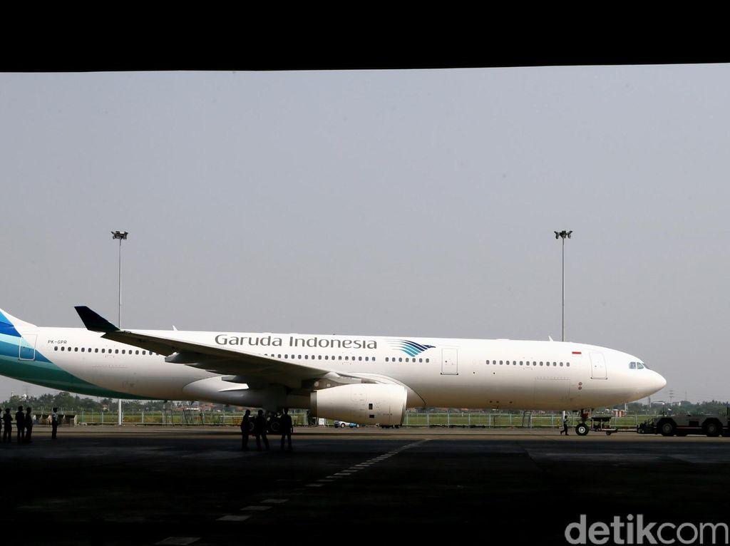 Garuda Tambah Frekuensi Penerbangan Medan-Nias