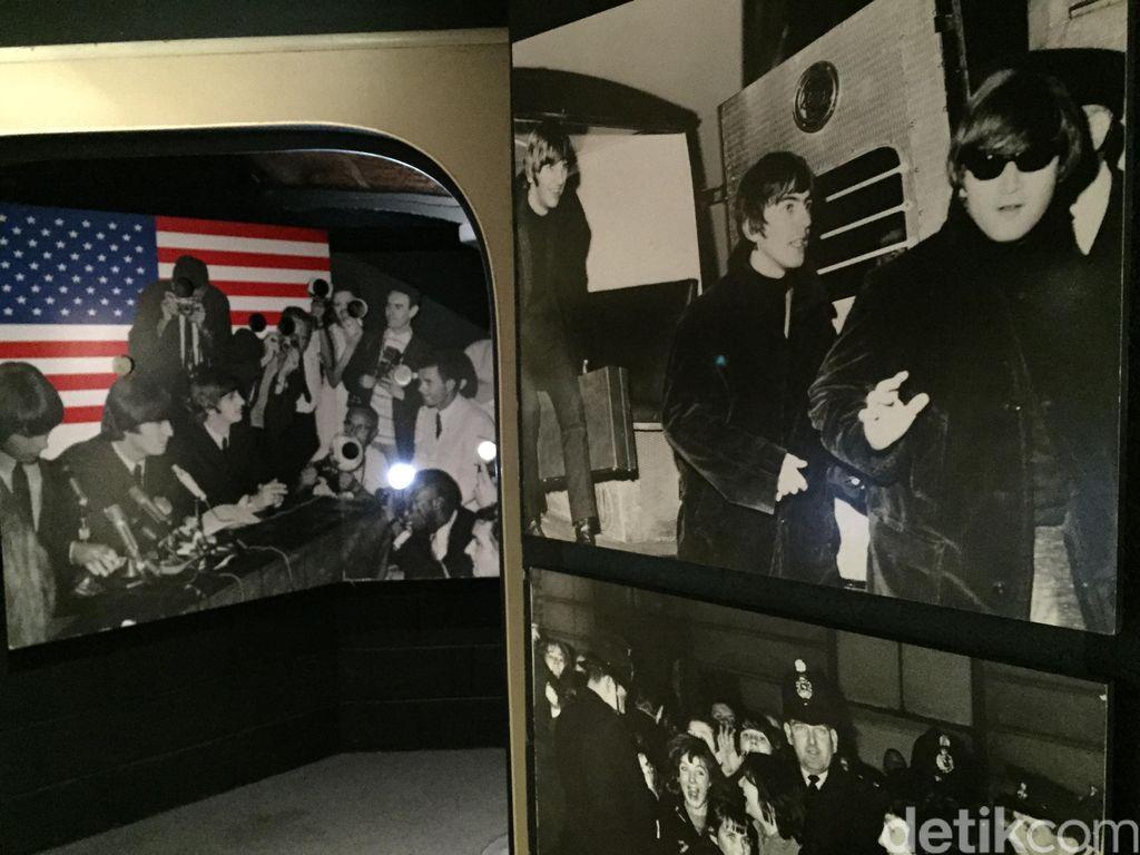 Cerita The Beatles Ditolak Label, Hingga Invasi ke Amerika Serikat