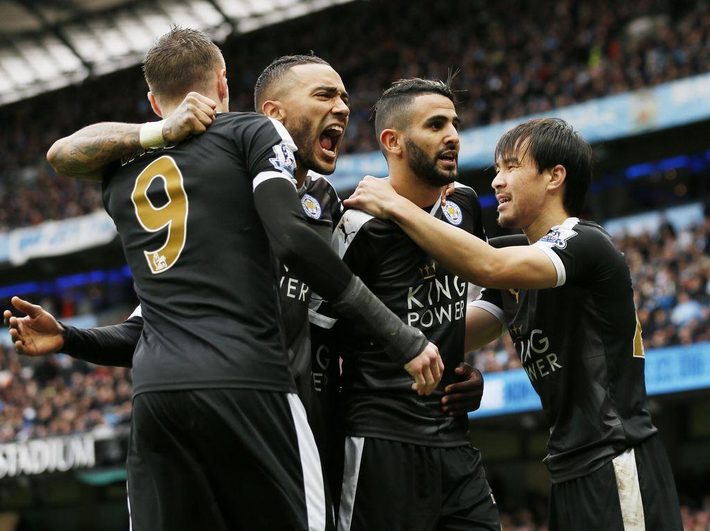Mahrez Sempat Mengira Leicester itu Tim Rugby