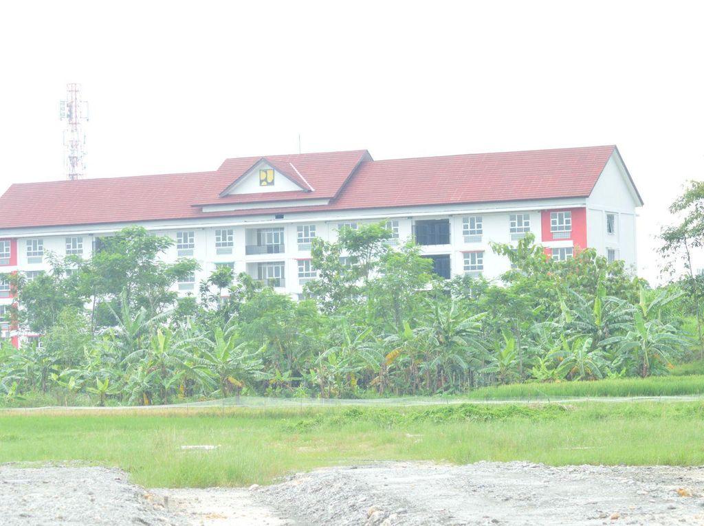 Ini Penampakan Rusun Pertama 1 Juta Rumah yang Dibangun Jokowi
