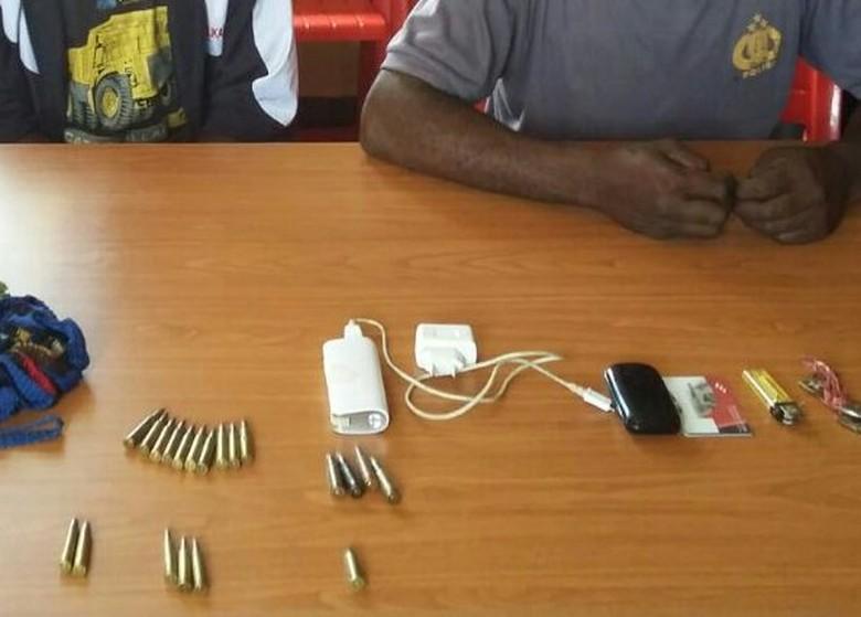 Tiga Pemasok Amunisi ke OPM Ditangkap, Salah Satunya Oknum Polisi