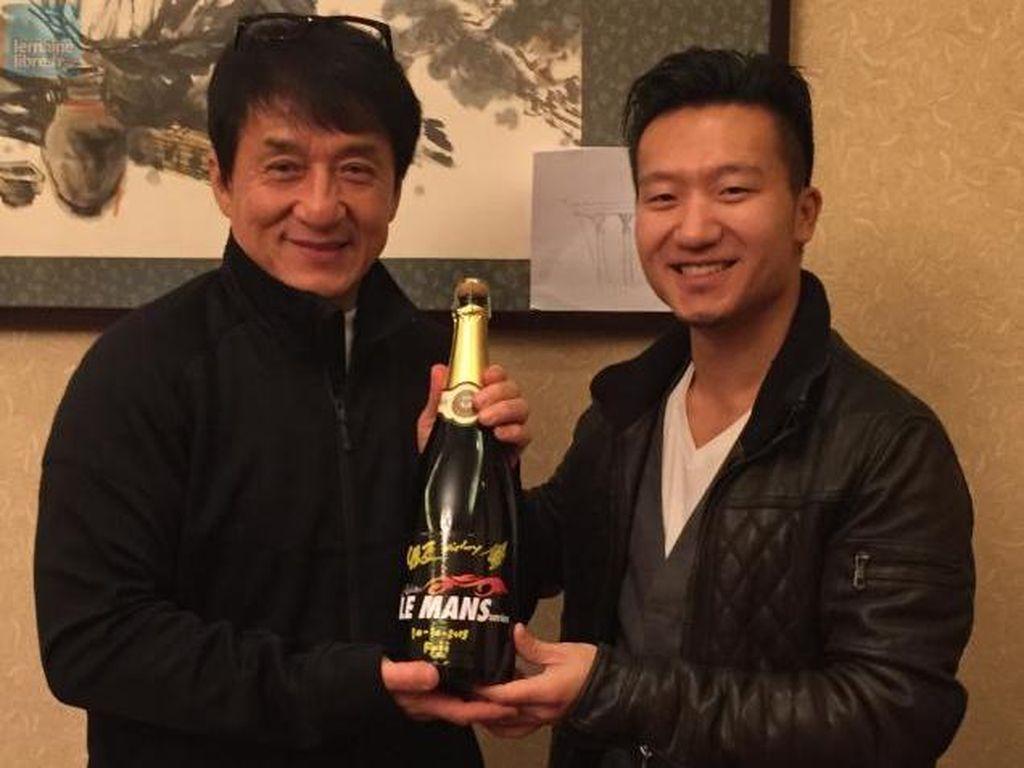 Jackie Chan Jadi Pemilik Tim Balap Le Mans