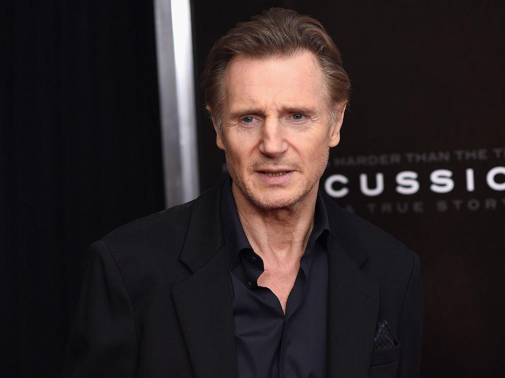 Kontroversi Ucapan Rasis, Liam Neeson Tulis Surat Permintaan Maaf
