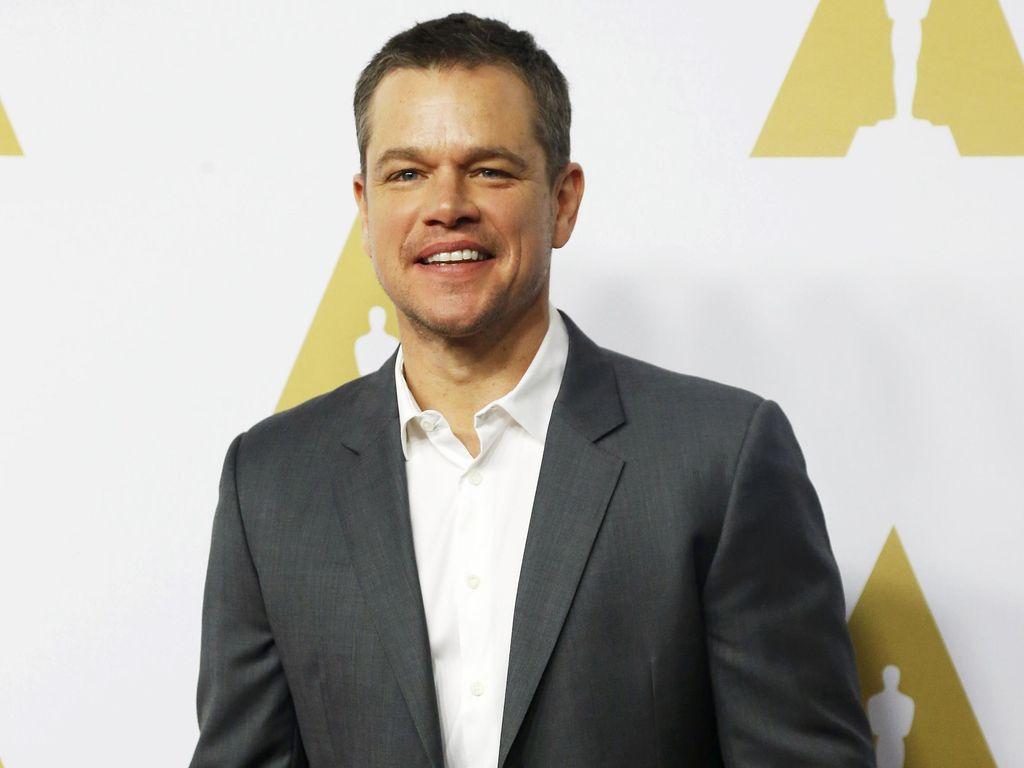 Ketika Matt Damon Jalan-jalan ke Kampoeng Semarang, Ini Yang Terjadi