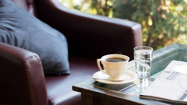 Ilustrasi Kafe