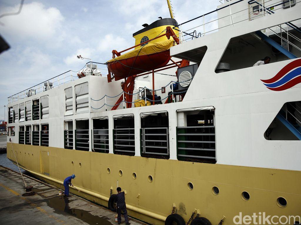 Pemerintah Subsidi Kapal Ternak Rp 78 M Tahun Depan