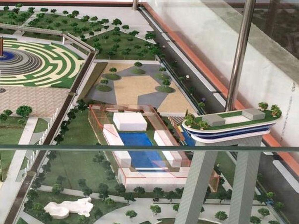 Pemkot Bandung Akan Segera Buka Taman Tegalega