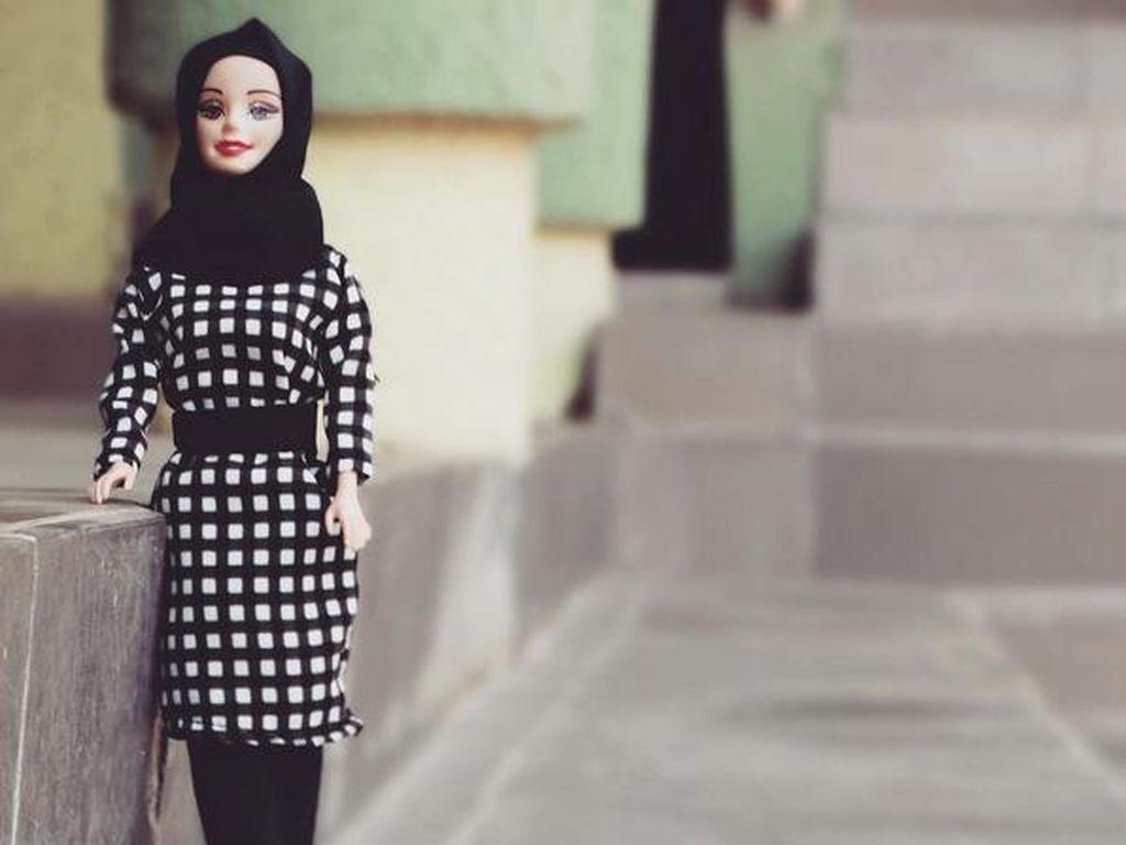 Tak Hanya Buat Hijabers, Barbie juga Bakal Punya Koleksi Jilbab Sendiri
