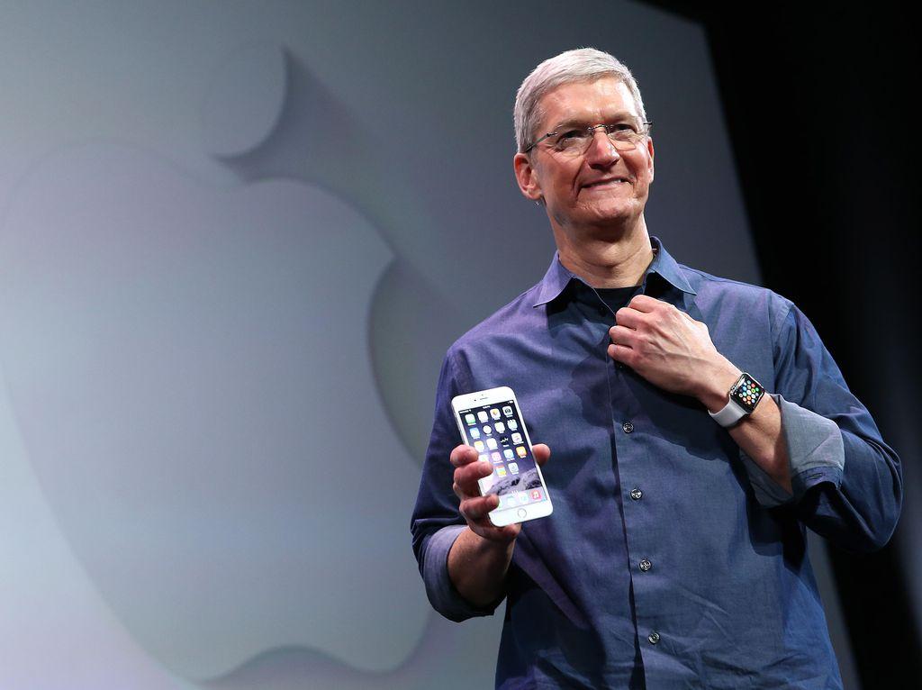 Bos Apple Kaget Tahu Dirinya Pecandu Gadget