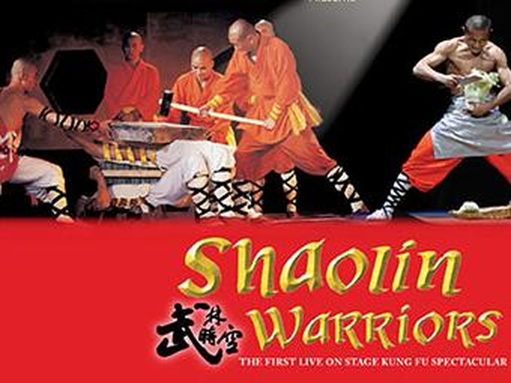 Jangan Lupa Ikuti Kuis Shaolin Warriors dan Raih 14 Tiket Gratis!