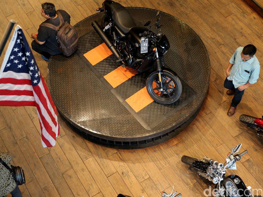 Diler Benelli Indonesia Bakal Jual Motor Kecil Harley