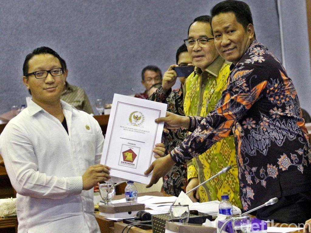 Sembilan Fraksi DPR Setuju Revisi UU KPK