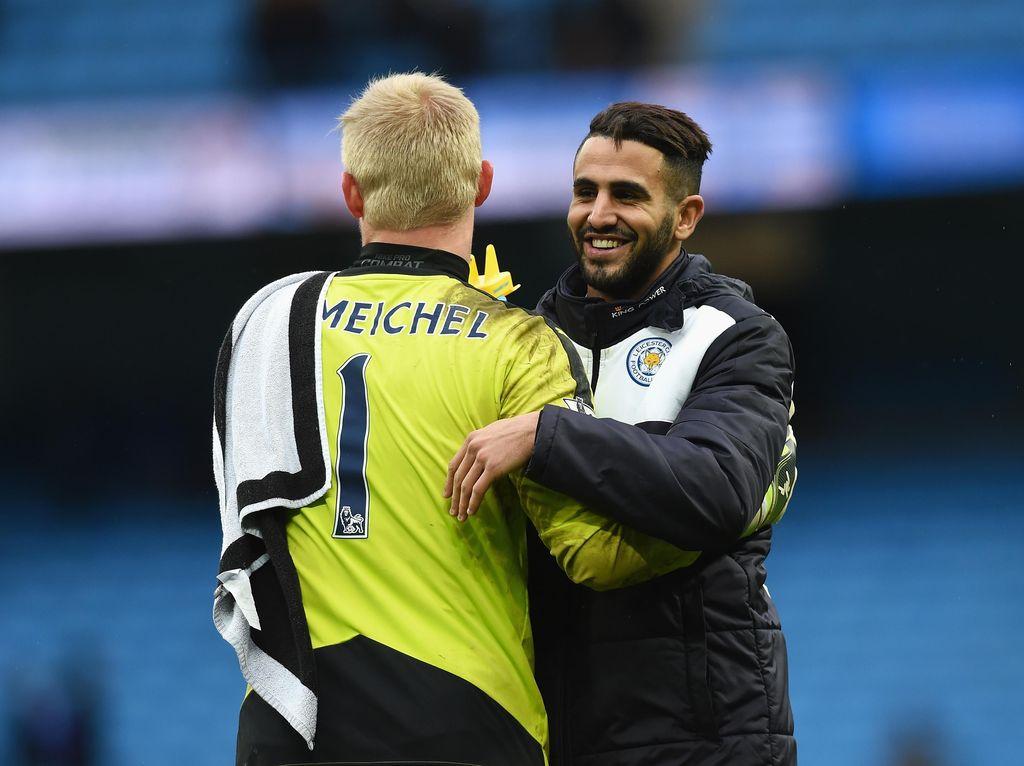 Mahrez: Dulu Kupikir Leicester itu Klub Rugby