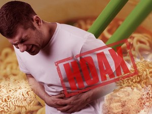 Isu Sering Makan Mi Instan Bikin Usus Lengket dan Bocor