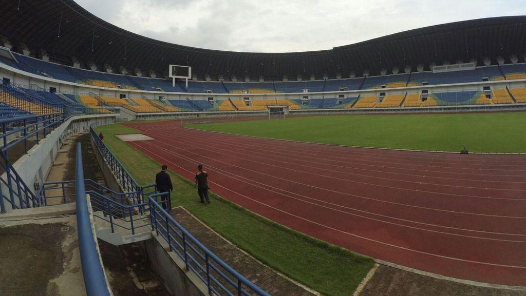 Stadion GBLA Ditinggal Persib, Pemkot Bandung Rugi Rp 360 Juta