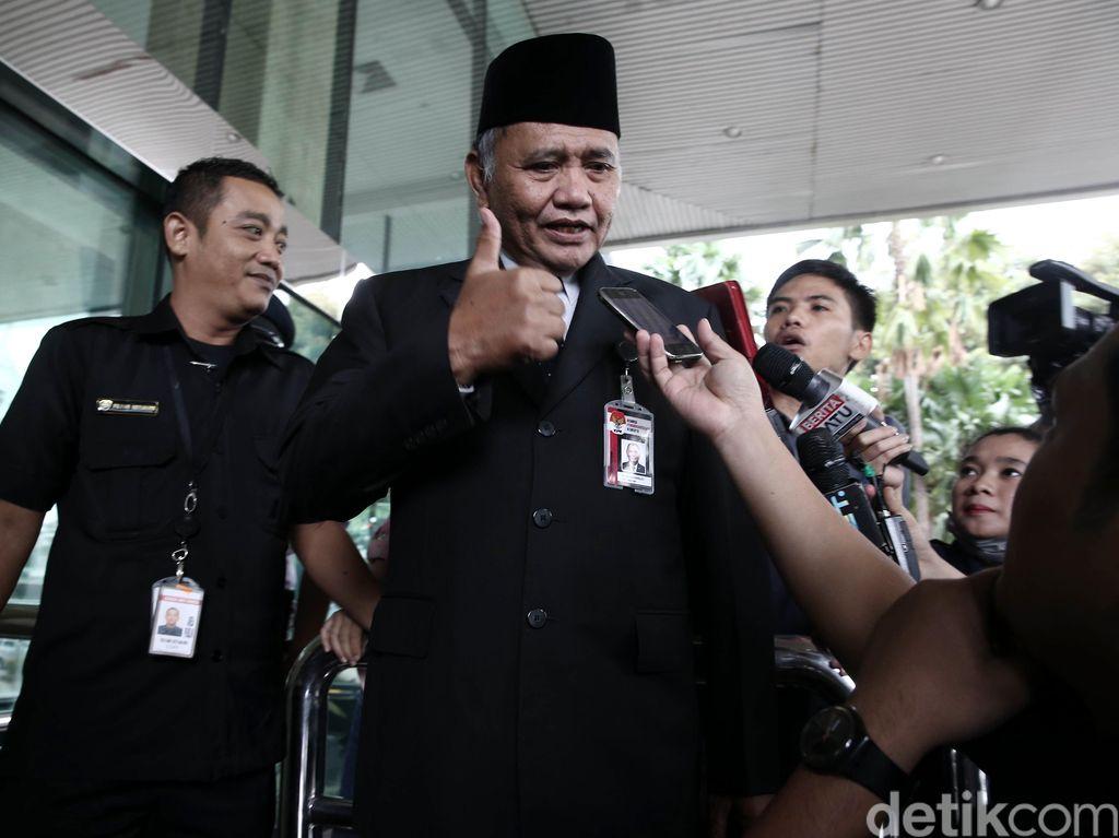 Ketua KPK Pastikan Novel Tetap di KPK