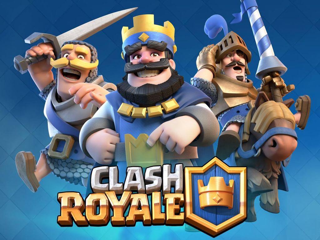 Main Clash Royale, Gamer Ini Rela Habiskan Uang Ratusan Juta