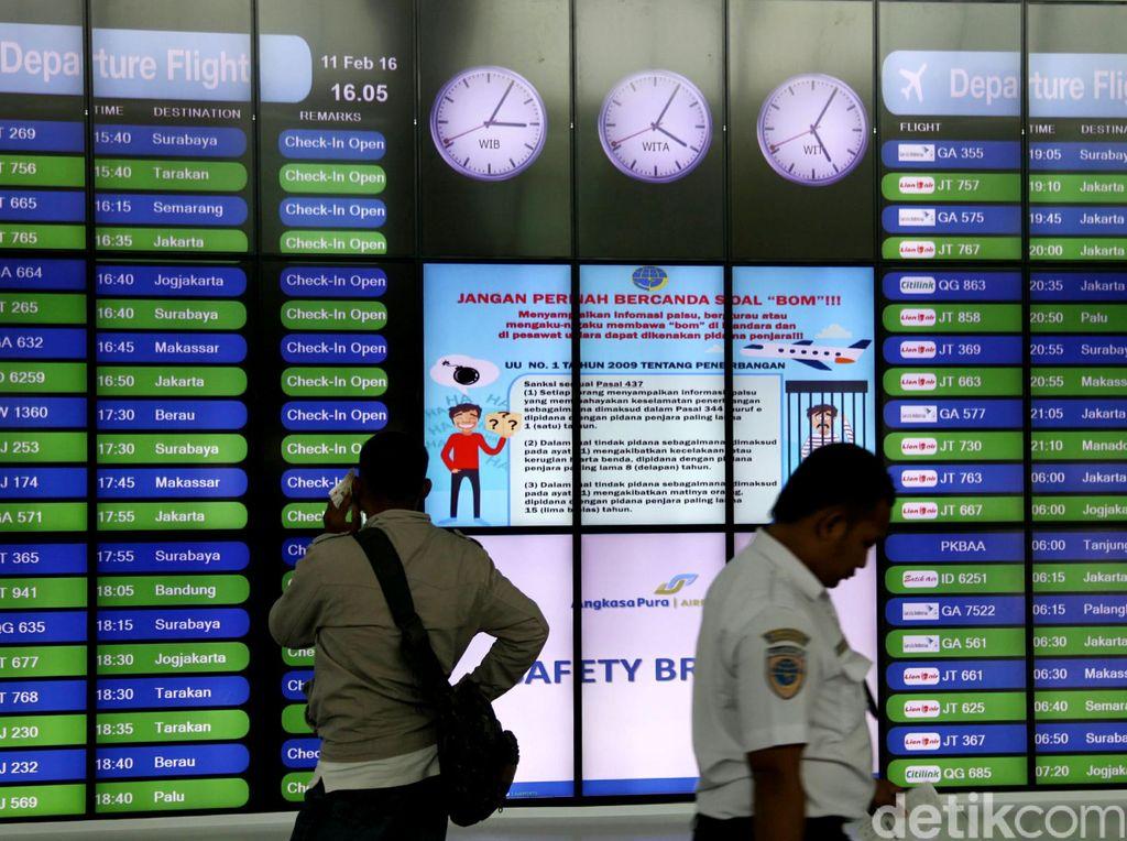 Pengelolaan Bandara Kualanamu dan Sepinggan Ditawarkan ke Swasta