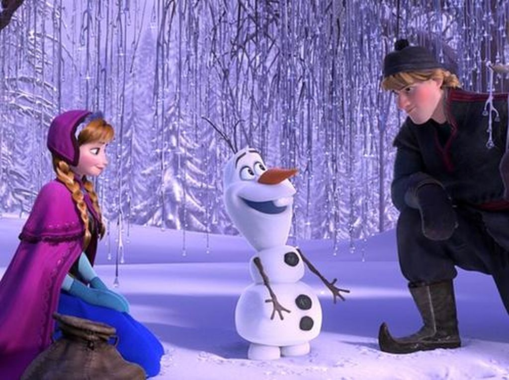 Intip Behind the Scene Video Frozen The Musical di Amerika!