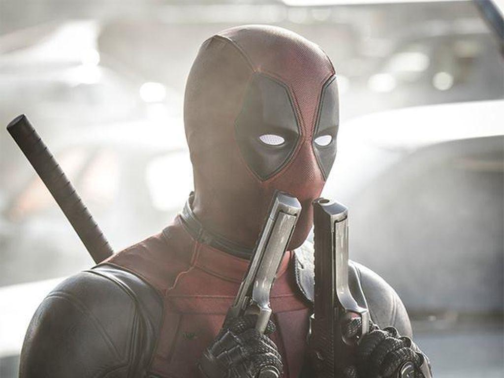 Deadpool Paling Laris Dibajak di Internet