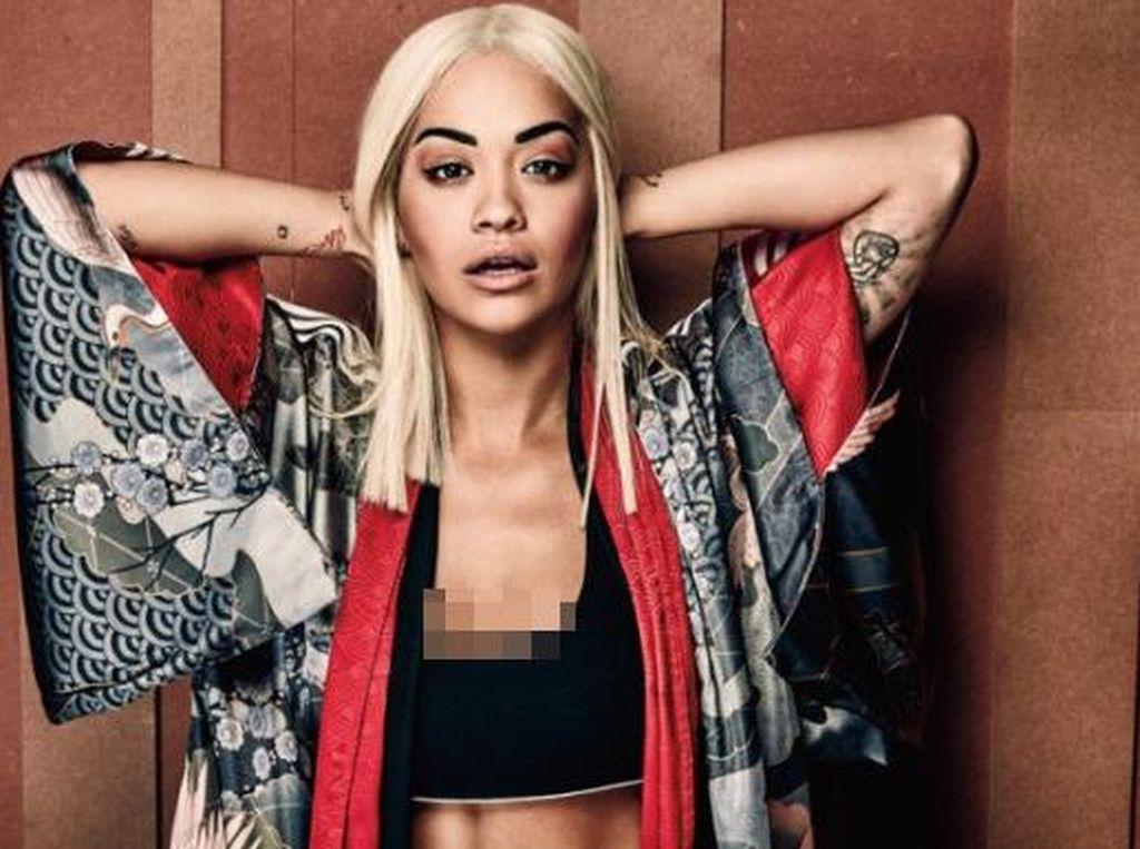 Kolaborasi dengan Rita Ora, Adidas Rilis Koleksi Terinspirasi Geisha