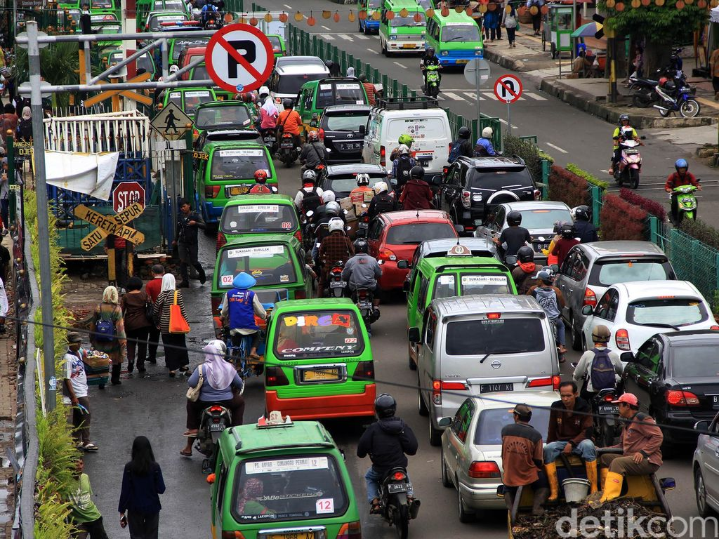 7 Tahun Pimpin Bogor, Bima Arya Tidak Puas dengan Kinerja di Bidang Transportasi