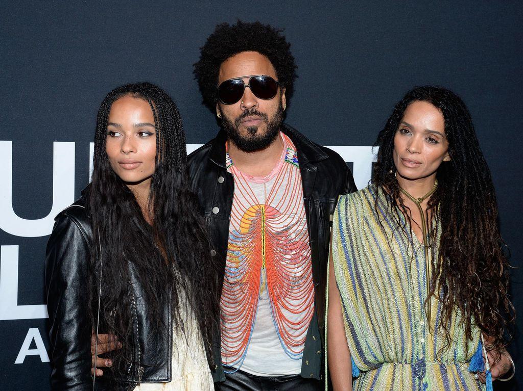 Rahasia Skincare Alami Lenny Kravitz: Scrub Pakai Pasir