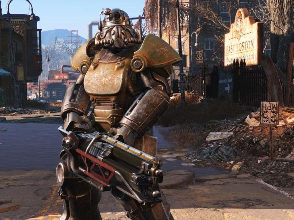 Saingi PS5, Xbox Beli Produsen Game Fallout dan Skyrim Rp 110 T