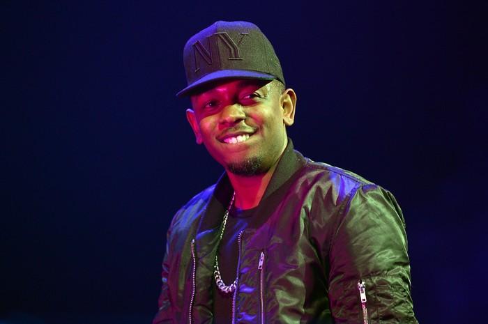 Yang pertama ada Kendrick Lamar dengan HUMBLE. Foto: Mike Coppola/Getty Images