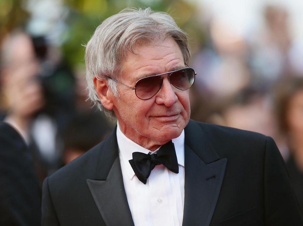 Duh! Harrison Ford Alami Cedera Saat Syuting Indiana Jones 5