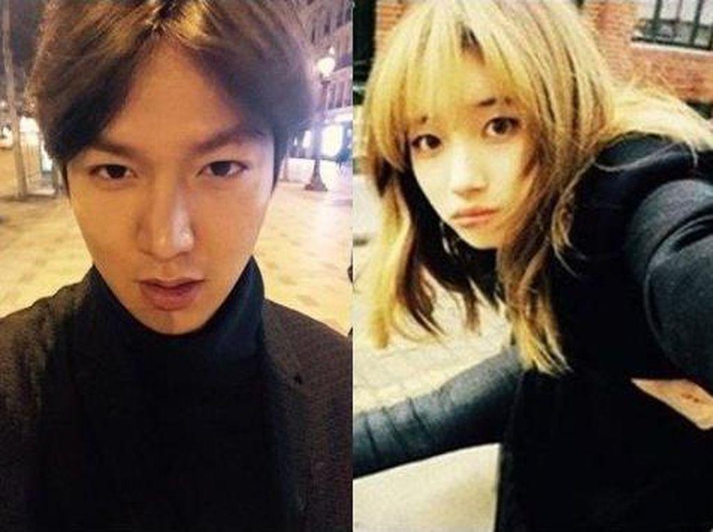 Unggah Foto Ini, Suzy Kangen Lee Min Ho?
