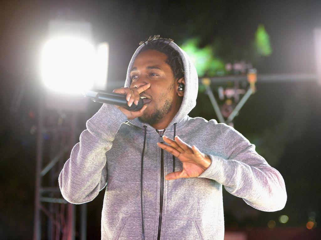 Kendrick Lamar Rilis Video Klip DNA