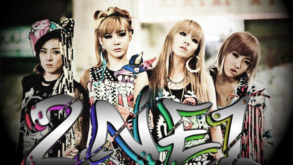 2NE1 Resmi Bubar!