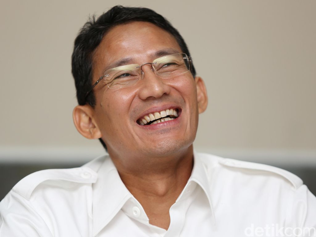 Bang Sandi, Program Pemulihan Pariwisata Harus Jadi Prioritas