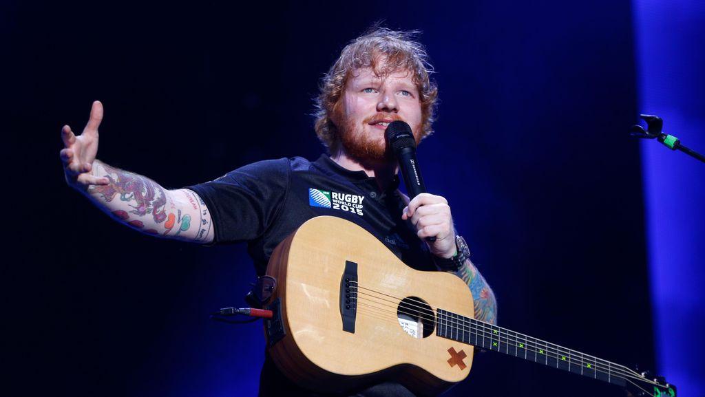 Ed Sheeran Banyak Habiskan Masa Kecilnya di Kota Ini