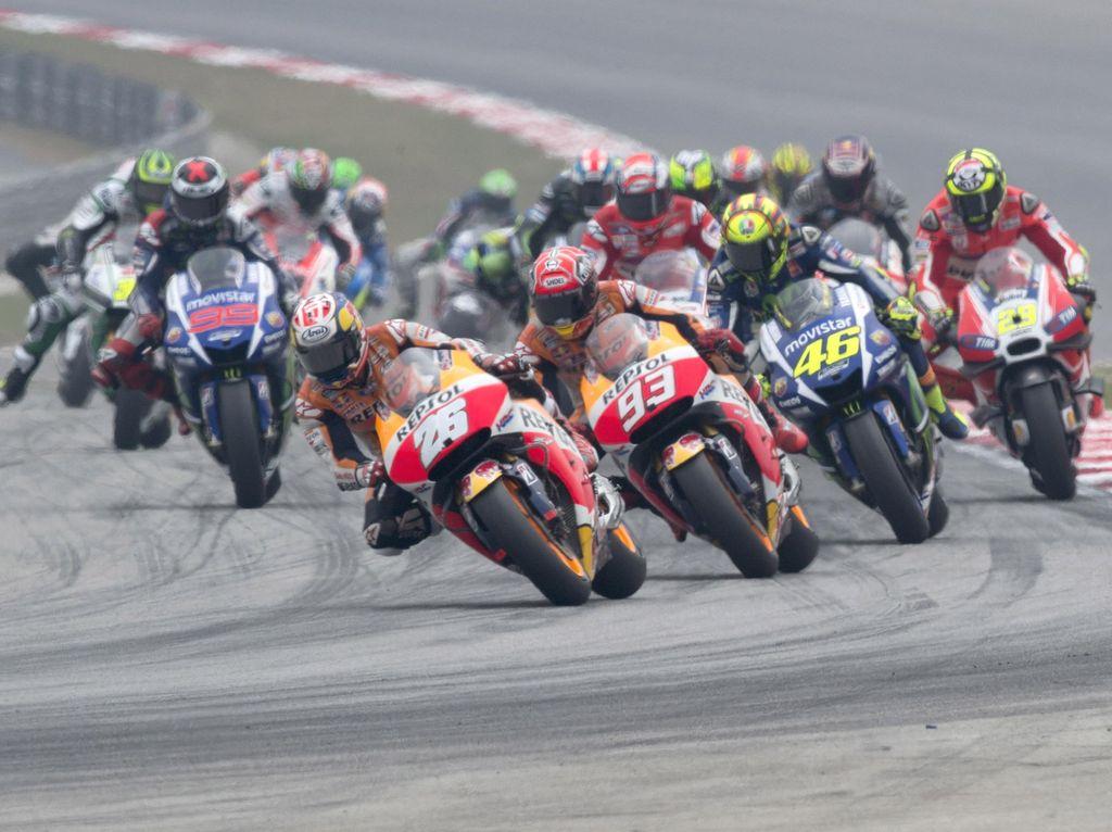 Administrasi MotoGP Indonesia Belum Juga Rampung, Dorna Tunggu Sampai Juni
