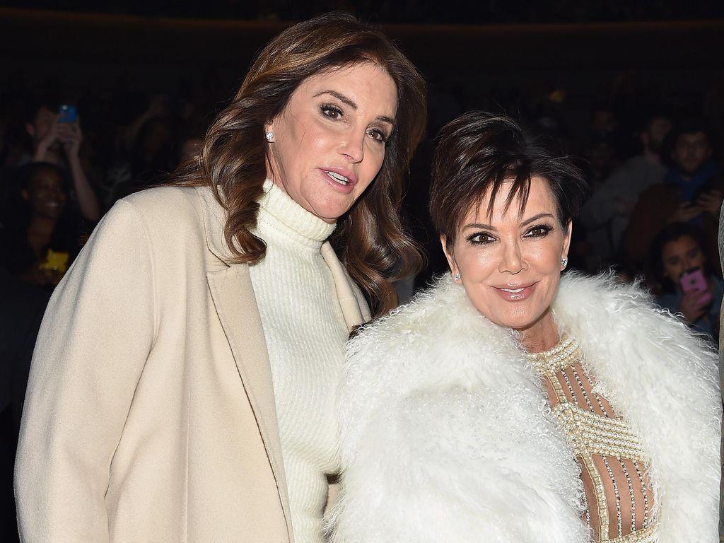 Jadi Fashion Police, Kris Jenner Sebut Caitlyn Jenner Busana Terburuk